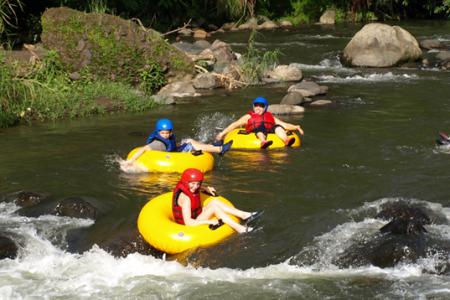 Family adventure in Costa-Rica