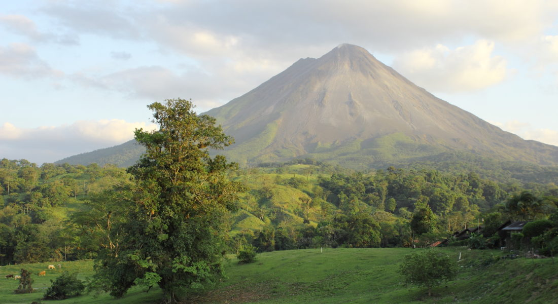 Arenal Volcano. 33